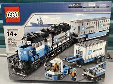 Lego ~ MAERSK TRAIN (10219) ~ BNIB