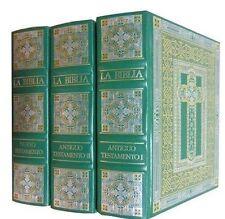 BIBLIA DE JERUSALEN ILUSTRADA (3 TOMOS) - OBRA COMPLETA -
