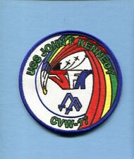 CVW-17 CARRIER AIR WING CV-67 USS JOHN KENNEDY US Navy Squadron Cruise Patch