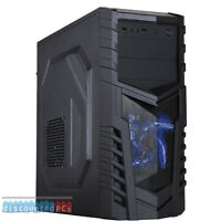 ULTRA FAST Quad Core 4.0ghz 8GB 1TB Desktop Home Gaming PC Computer  dp151