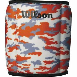 Wilson Unisex Reversible Volleyball Knee Pads Camouflage Size Junior, Adult