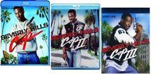 Blu Ray Beverly Hills Cop - Trilogia (3 Blu Ray) .....NUOVO