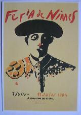 EDUARDO ARROYO - carte postale