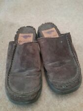 Rocket Dog Womens Brown Suede Loafers, Size 6