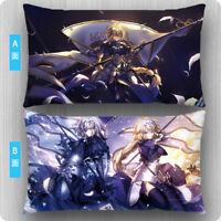 Anime Fate stay night SABER Otaku Bedding Dakimakura Pillow Case Gift Cool #VB4