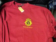 HARLEY DAVIDSON FIREFIGHTER RED SHORT SLEEVE SHIRT (XXXL) NEW HARLEY SHIRT