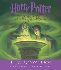 CD Audio: Harry Potter and the Half Blood Prince Audiobook  COMPLETE ON 17 CD's