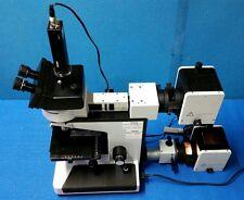 Leitz Diaplan Fluorescent Microscope