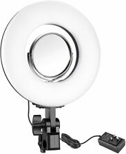 Neewer Tabletop Makeup Ring Flash Light 8-inch Dimmable Mini LED Ring Light