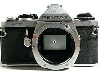 Asahi Pentax ME 35mm SLR Film Camera Body UK Fast Post