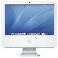 """Apple iMac 17"""" Core 2 Duo T5600 1.83GHz All-in-One Computer 1GB 160GB MA710LL"""