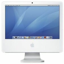 """Apple iMac 17"""" Core 2 Duo T5600 1.83GHz All-in-One Computer 1GB 160GB HD"""