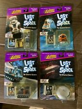Johnny Lightning Lost In Space Set All 4