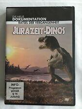 JURAZEIT-DINOS - DIE NEUE DOKUMENTATION - RÄTSEL DER VERGANGENHEIT -DVD-NEU &OVP