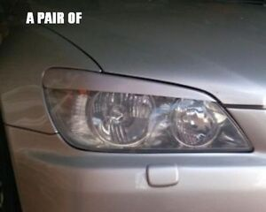 Headlight Eyebrows Eyelids Covers for 1998-2005 Lexus IS200 IS300 Altezza type C