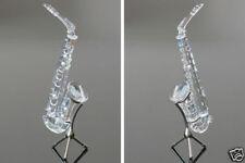 Swarovski Saxophone with box, cert   7477/000/007
