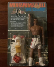 Vintage 1976 Mego Muhammad Ali The Champ Boxing Action Figure MIP