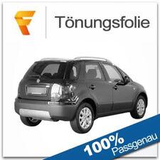 Tönungsfolie passgenau Fiat Sedici Bj ab 2006