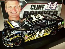 Clint Bowyer 2018 Wix Filters #14 Stewart Haas Ford Fusion 1/24 NASCAR Diecast