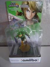 Figura amiibo Link Super Smash Bros. Collection Número 5 Nintendo WiiU