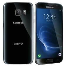 Samsung Galaxy S7 - Black/Gold - 32GB - Unlocked -Screen Burn