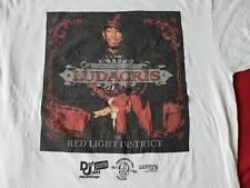 Rare vintage Ludacris Def Jam Recordings Concert Promo Hip hop Rap tee shirt