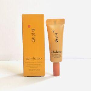 雪花秀 SULWHASOO Concentrated Ginseng Renewing Eye Cream Travel Size Mini 3ml NIB