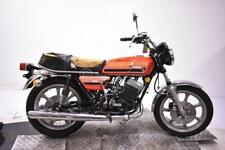 1976 Yamaha RD400C Unregistered US Import Barn Find Classic Restoration Project