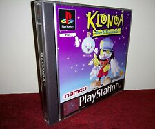 🎋Klonoa: Door to Phantomile(Demo Point Blank) - PS1🎡TTBE🎡PAL FR NAMCO 1997🎋™