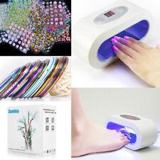Professional LED UV Nail Dryer Gel Polish Lamp Light Curing Manicure Machine US