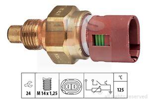 Kühlmittel Wasser Temperatur Sensor EPS 1.830.532 für RENAULT CLIO 19 21 2 1 Cat