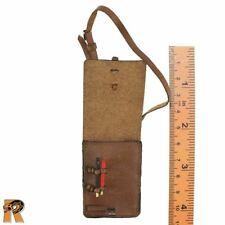 Red Army Lieutenant - Brown Map Case w/ Pencils - 1/6 Scale Alert Line Figures