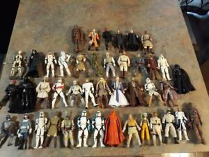 Star Wars Loose Figure Lot