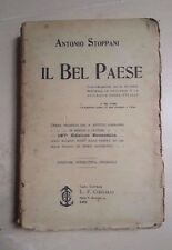 IL BEL PAESE STOPPANI 1922 COGLIATI