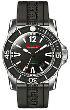Lum-Tec Watch 300M-1 40mm Automatic Mens Diver Stainless Steel & Rubber WARRANTY