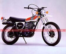YAMAHA XT 500 ( XT500 ) 1976 Fiche Moto 000104