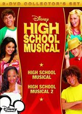 High School Musical / High School Musical 2 (DVD Cofanetto)