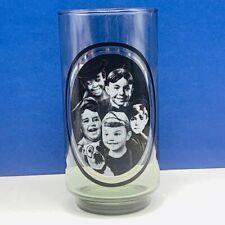 The Little Rascals drinking glass arbys collectors spanky alfalfa buckwheat Pete