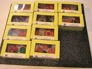 Puppenhausmöbel  Puppenhaus  Dosen Behälter   10 x  Händler Paket   DDR  Vero