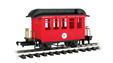 BACHMANN #97089 G SCALE SHORT LINE PASSENGER COACH LBH NEW IN BOX