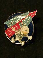 Donald Duck Disney Pin Disneyland 30th Anniversary Tomorrowland Official Pin