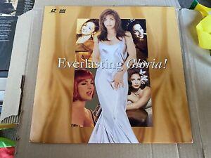 Gloria Estefan Everlasting Gloria Laserdisc LD Musik