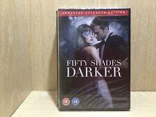 Fifty Shades Darker DVD New & Sealed Dakota Johnson Jamie Dornan