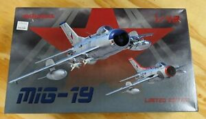 KHS- Eduard MiG-19 Limited Edition 1:48 Scale  - 3333
