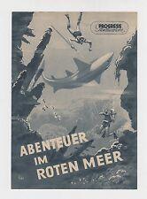 Abenteuer im Roten Meer (Progress-Programm) - Jacques Cousteau