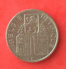 Belgique - Léopold III -Très Rare 5 Francs 1938 VL/FR - Étoile sur Tranche Pos.B