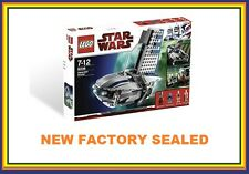 LEGO STAR WARS 8036 SEPARATIST SHUTTLE NUTE GUNRAY ONACONDA FARR NEW SEALED SET