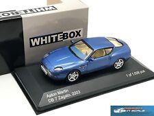 Aston Martin DB7 Zagato 2003 WhiteBox WB030 1:43