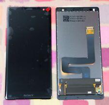 GENUINE BLACK SONY XPERIA XZ2 H8216 IPS  LCD SCREEN DISPLAY No ADHESIVE