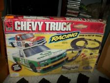 New Listing Lifelike chevy truck race set No trucks Able To Use Other Slot Cars,and trucks